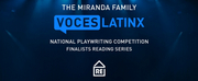 Repertorio Español Announces Finalists of the 2020 MIRANDA FAMILY VOCES LATINX  PLA Photo
