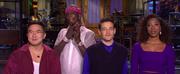 VIDEO: Rami Malek Prepares to Host SNL in New Promotional Videos