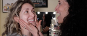 VIDEO: Mom Does My Stage Makeup on The Dressing Room with Jamie Glickman! Photo