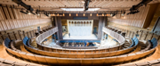 Nevill Holt Theatre Shortlisted for 2019 RIBA Stirling Prize