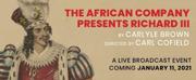 The African Company Presents RICHARD III Photo