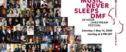 Schedule Announced For Tomorrows MUSIC NEVER SLEEPS Dresden Music Festival 24-Hour Livestream