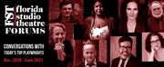 Florida Studio Theatre Announces Lineup For 2020-2021 FST Forums Series Photo
