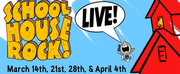 Playhouse on the Square to Revive Pop Culture Classic SCHOOLHOUSE ROCK, LIVE!