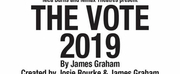 THE VOTE By James Graham Will Be Presented at Bush House Auditorium