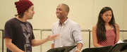 Broadway Rewind: Lin-Manuel Miranda, Leslie Odom Jr. & Karen Olivo Sing TICK, TICK...  Photo