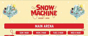 Snow Machine Unveils Festival Stages, Running Times, ZHU Cercle Set & More