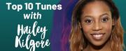 Top 10 Tunes with Hailey Kilgore Photo