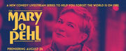Monthly Comedy Livestream THE MARY JO PEHL SHOW Announced