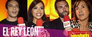 BWW TV: Entrevistas con el reparto de la décima temporada de EL REY LEÓN