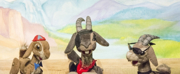 THE THREE BILL GOATS GRUFF Drive-In Puppet Show Comes to The Great Arizona Puppet Theater Photo
