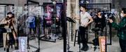 Photos and Video: Gavin Creel & Shoshana Bean Bring Music Back to Manhattan with NY Po Photo