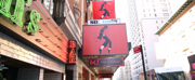 Up on the Marquee: MJ THE MUSICAL Photo