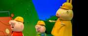 Photo Flash: PEPPA PIG\