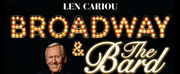 Len Cariou in BROADWAY & THE BARD, AN EVENING OF SHAKESPEARE & SONG Will Stream to Photo