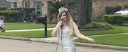 VIDEO: Houston Musician Delivers Singing Telegrams as Queen COVID, Princess Corona, and Mo Photo