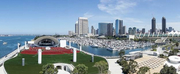 The Rady Shell at Jacobs Park, the New Permanent Outdoor Home of the San Diego Symphony, O