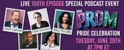 THE PROM Stars to Celebrate Pride with The Theatre Podcast