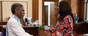 Photo Flash: Tony-Winner André De Shields Visits With St. Louis Mayor Tishaura O. J