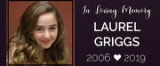 Young Broadway Actress Laurel Griggs Has Passed Away