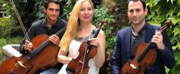 String Trio Will Perform a Concert at Eglise du Prieuré in September Photo