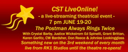 CST LiveOnline! Presents THE POSTMAN ALWAYS RINGS TWICE Photo