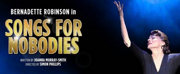 SONGS FOR NOBODIES Comes to Melbourne and Sydney
