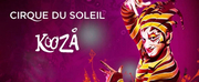 Cirque du Soleil ya está en Madrid con KOOZA