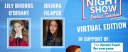 VIDEO: Lily Brooks OBriant and Juliana Filapek Join Joshua Turchins THE EARLY NIGHT SHOW Photo