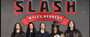 Live at the Eccles to Present SLASH Featuring Myles Kennedy and the Conspirators