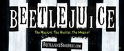 BEETLEJUICE Broadway Tickets to Go On Sale Tomorrow
