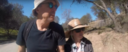 VIDEO: Kim Basinger Hits the Trail on HIKING WITH KEVIN