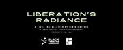 Segal Centre Presents LIBERATIONS RADIANCE Light Installation Photo