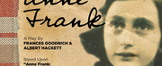 Casting Announced for Fort Salem Theaters THE DIARY OF ANNE FRANK