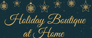 The Lisa Smith Wengler Center for the Arts Presents Holiday Boutique at Home Photo