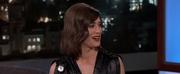 VIDEO: Watch Lizzy Caplan on JIMMY KIMMEL LIVE!