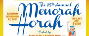 The Schlep Sisters and Thirsty Girl to Present The 15th Annual MENORAH HORAH!