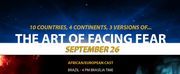 Special Event THE ART OF FACING FEAR Announced September 26 Photo