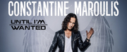 BWW Feature: Constantine Maroulis Releases Music Video Try From New CD UNTIL IM WANTED Photo