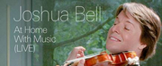 Joshua Bell to Star in New PBS Special, Joshua Bell: At Home With Music Photo