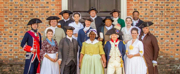 Colonial Williamsburg Actors Portray Historical Characters Both on Stage and Off