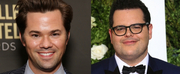 VIDEO: Josh Gad and Andrew Rannells Reunite For Two Songs on CENTRAL PARK Photo