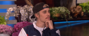 VIDEO: Justin Bieber Serenades Ellen with \