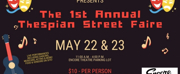Encore Theatre Company Presents the First Annual Thespian Street Faire Photo