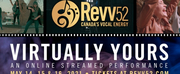 Revv52 Pop/Rock Ensemble presents: VIRTUALLY YOURS Streaming Concert Photo