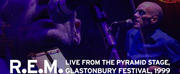 R.E.M. to Premiere Broadcast of Glastonbury Performance Photo