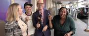 VIDEO: Hangin on 45th Street with the Cast of FREESTYLE LOVE SUPREME