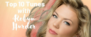 Top 10 Tunes with Robyn Hurder Photo