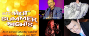 MTC Announces Hot Summer Nights In-Person Cabaret Series