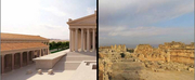 Travel Back In Time On A Virtual 3D Tour To The Famed Roman Temples Of Baalbek Photo